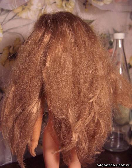 Что сделать чтобы волосы не были как мочалка